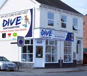 photo of Dive Northampton